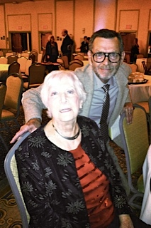 Nancy & Bob at the 2012 Roosevelt Dinner