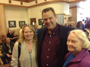 Nancy, Jon Tester, Ruth Rollins