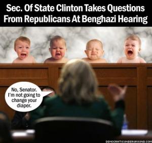 H Clinton Benghazi Hearing