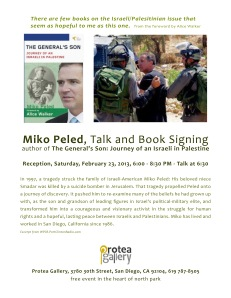 Miko Peled Book Signing