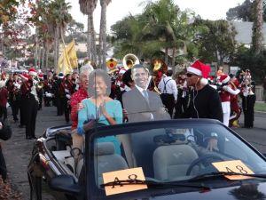 Obama Parade