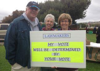 Senators in Arizona, Alaska and Nevada, are already paying attention!