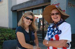 Rhoda and Susan