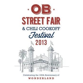 OB Street Fair 2013