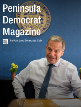 Peninsula Democrat Magazine