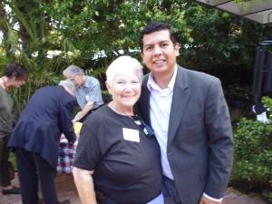 Judi Curry & David Alvarez