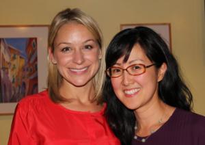 Sarah Boot & Carol Kim