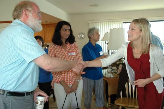 Sarah Boot Meet & Greet