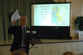Dr Michael McQuary