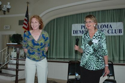 Carla Keehn, endorsed for Judge #20, introduced by Susan