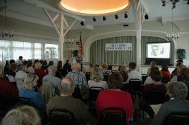 Nancy Witt remembering Robert DeVries