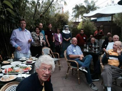 San Diego Democrats for Equality welcome Madame Speaker Toni Atkins home
