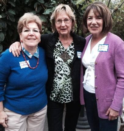 Nicole Larson, Susan Peinado, Susan Davis