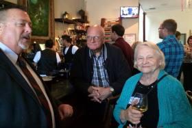 David Warmoth, Philip Mason, Ruth Rollins