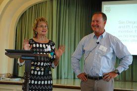Susan & Ed