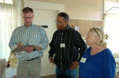 Scott Peters, Mike Johnson, Ruth Rollins
