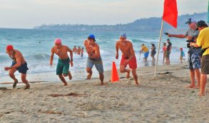 Annual City of San Diego Lifeguard Relay