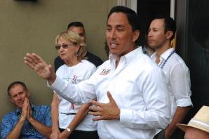 Susan, Todd Gloria, Rafael Castellanos