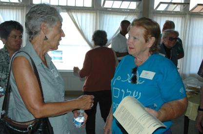 Nancy Witt & Judi Curry