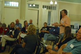 Tommy Hough, President San DIego County Democrats for Environmental Action
