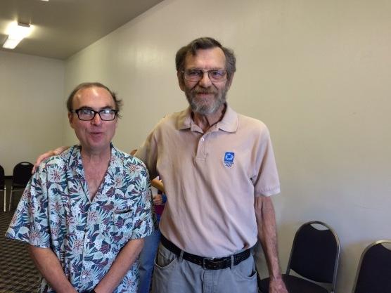 Scott and Robert
