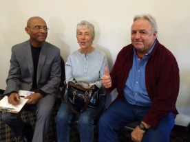 Mike, Nancy and Stewart