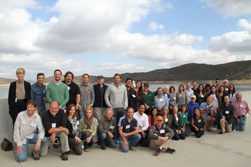 Fall 2014 Citizens Water Academy participants