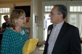 Susan and Joe LaCava