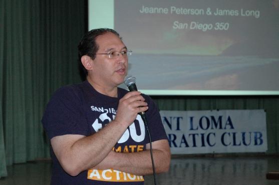 James Long, San Diego 350