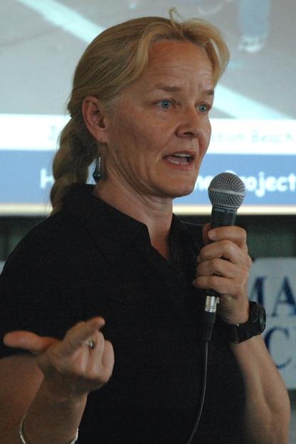 Jeanne Peterson, San Diego 350