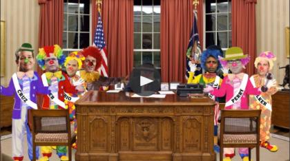 Republican Clowns