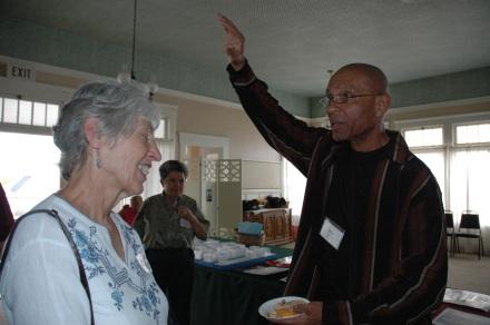 Nancy Witt & Mike Johnson