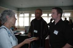 Nancy Witt, Mike Johnson & Jonathan Wubbolding