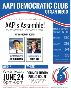 Jun 24 - AAPIs Assemble! Building Power in Our Communities
