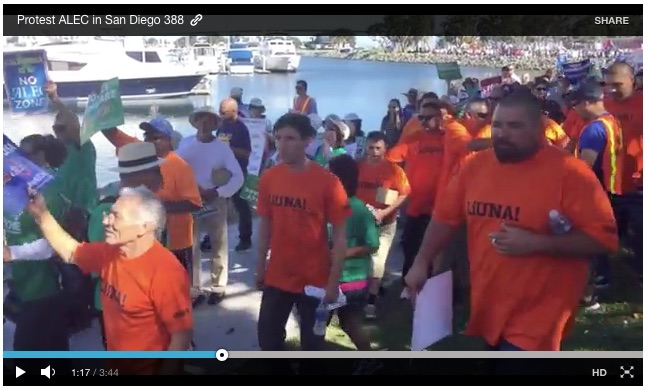 Protest_ALEC_in_San_Diego__Video____POINT_LOMA___OB_DEMS