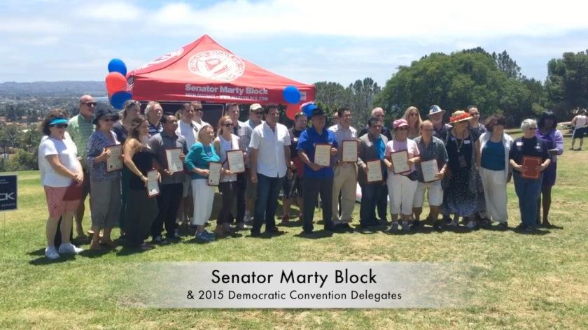 Senator Marty Block