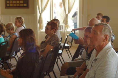 July 2015 Meeting