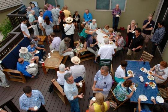 2015 Summer Potluck & BBQ
