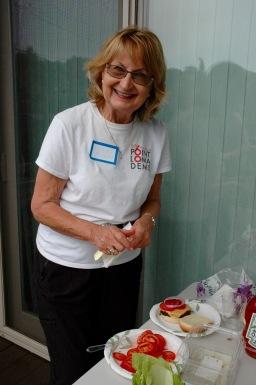 Susan Peindao, President Point Loma Democratic Club