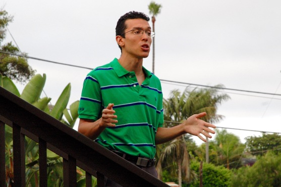 José Caballero, candidate for District 7