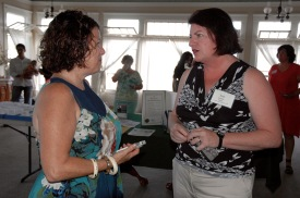 Rabbi Laurie Coskey, Toni Atkins