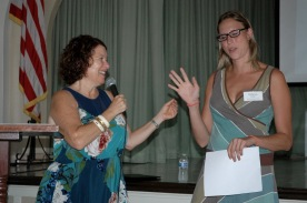 Rabbi Laurie Coskey, Rebecca Taylor
