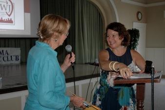 Susan Peinado, Rabbi Laurie Coskey