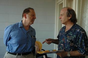 Howard Wayne, Gerry Senda