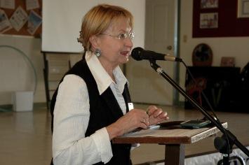 President Susan Peinado
