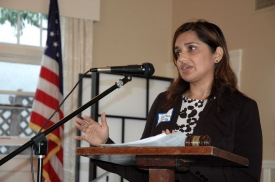 Deval Zaveri-Tabb, Chair Endorsement Committee