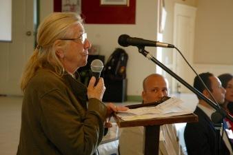 Barbara Houlton, Treasurer