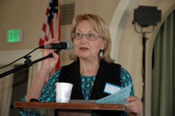 Susan Peinado, President