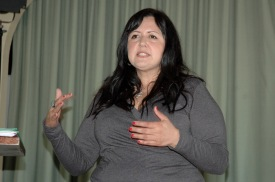 Nora Vargas, Planned Parenthood