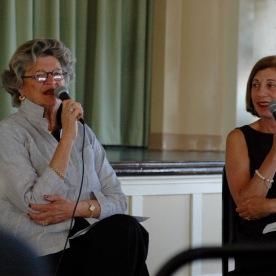 Mary Walshok and Barbara Bry